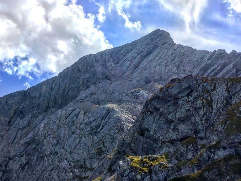 Alpspitze Wand